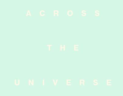 Across the Universe - Générique
