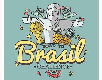 Road to Brasil Challenge