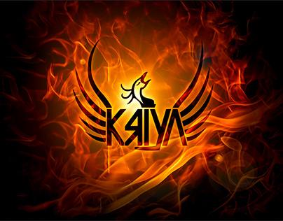 Kriya logo design
