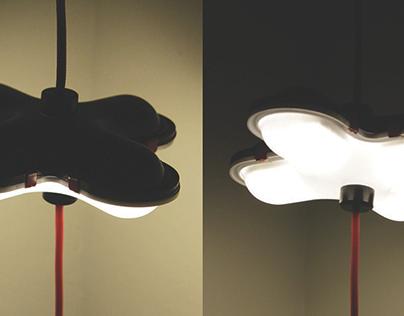 Cross Lamp