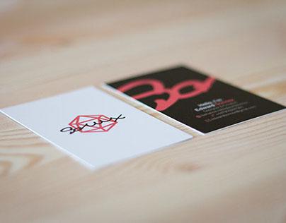 Business Cards | Edward Sonnex