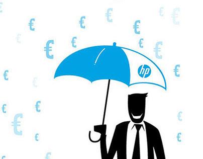 Hewlett Packard Illustrations