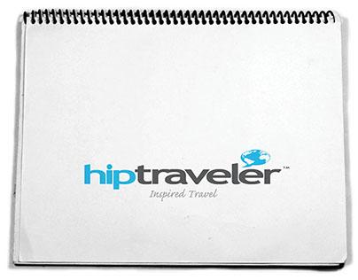 HipTraveler Style Guide, Branding, and Marketing