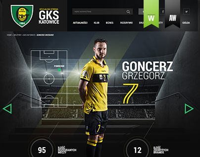 Official Football Site - GKS Katowice