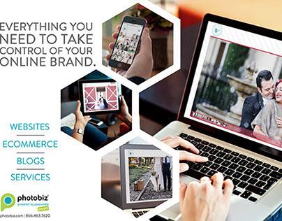 June/July 2014 Ad Campaign - PhotoBiz.com