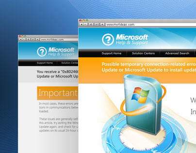 Microsoft Help&Support