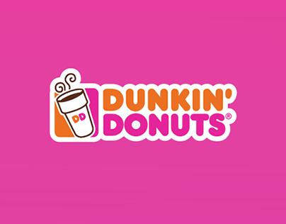 Dunkin' Donuts. World Donut Day