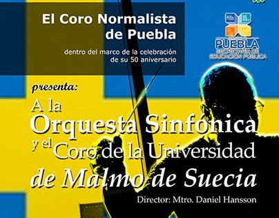 Concierto Sinfonico en Puebla 2014
