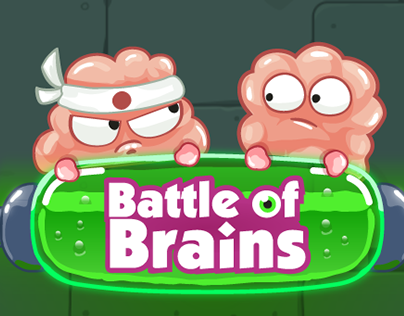 Battle Of Brains | game concept