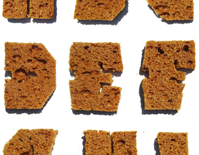 Biscuit Block Font