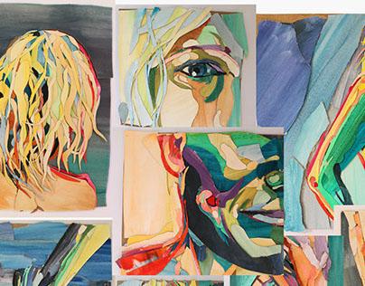 A Self-Portrait of Fragments