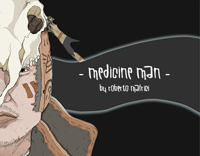 MEDICINE MAN - The Mask of the Wasicun