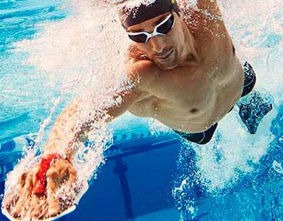 Let's Swim Smarter. Get Speedo Fit