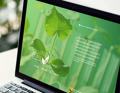 Quality Plant - Web Site