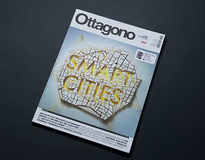 Smart Cities - Ottagono 261 cover