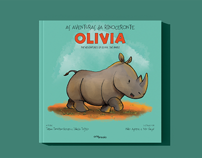 As Aventuras da Rinoceronte Olivia