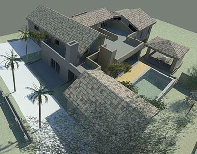 House Kieser - Drawings