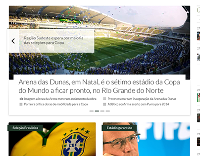 Superesportes - Especial Copa do Mundo