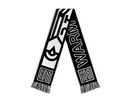 LIEBS x PPP Football Scarf