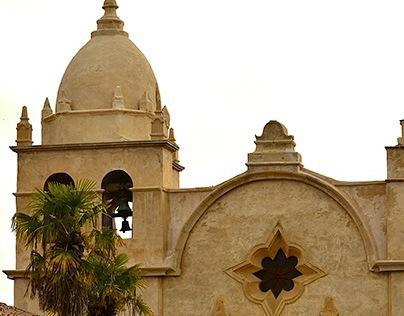 San Carlos Borromeo de Carmelo Mission  in Carmel CA