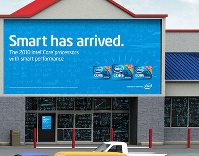 Intel International In-Store Promotion