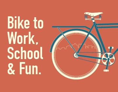Bike to Work, School & Fun 2014