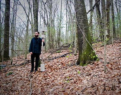 Woodland Misanthrope: Totem-Staff