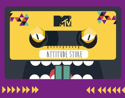MTV Attitude Store
