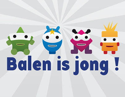 Balen is Jong