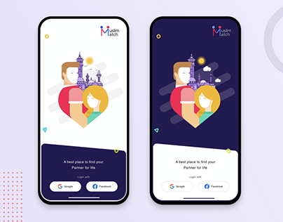 Muslim Match | Dating App | Mobile App