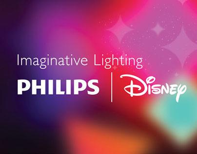 Joint Brand Identity - Philips & Disney