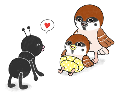 Hello Baby / short comic