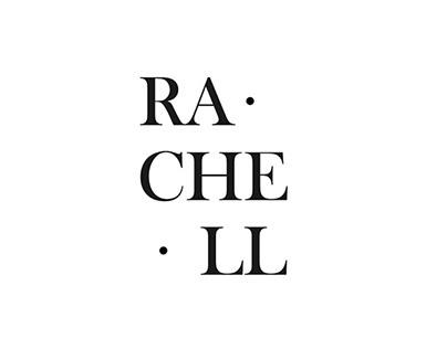 LOGO, business card  // RACHELL
