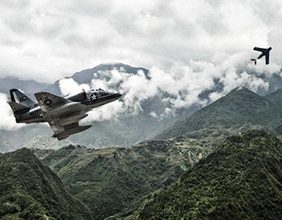 Vietnam Dogfight