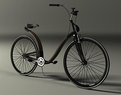 BENTWOOD BICYCLE