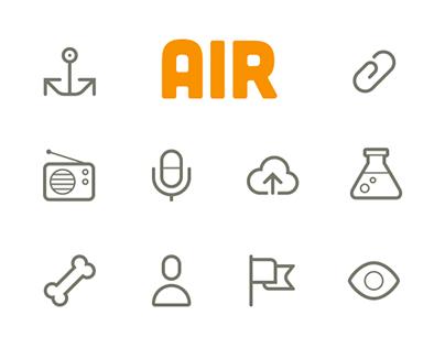 Symbolicons Air