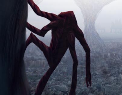 In The Dark (Movie Poster) Reworked