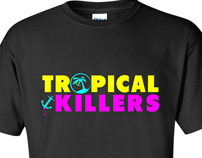 Tropical Killers Tee