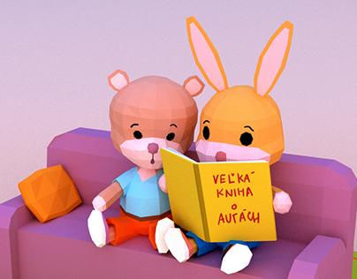BUNNY & TEDDY