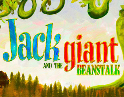 Jack and the Giant Beanstalk Poster Art