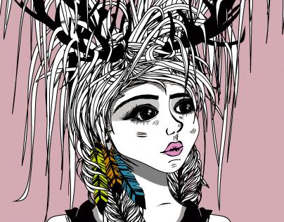 Deer Girl - Serie: My girls