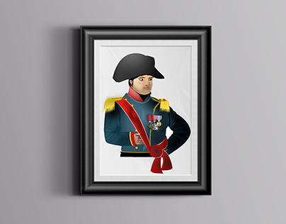 Ne polo Bonaparte Artwork