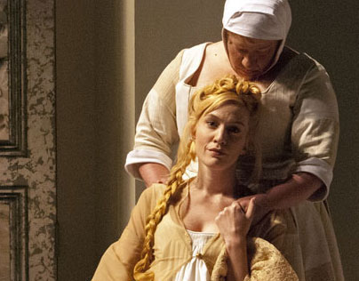 Photos from the production of Tartuffe