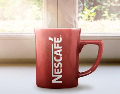 Nescafé Social Media Content