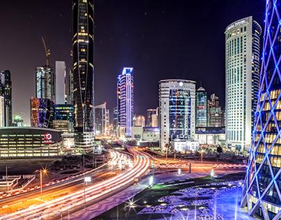 Doha West Bay Emergence