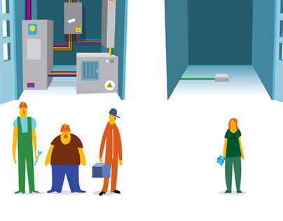 Smart buildings, smart solutions