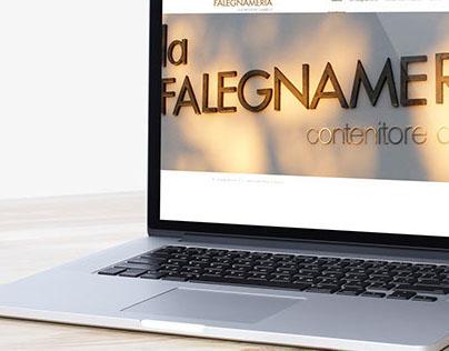 La Falegnameria  | Interior design | Website