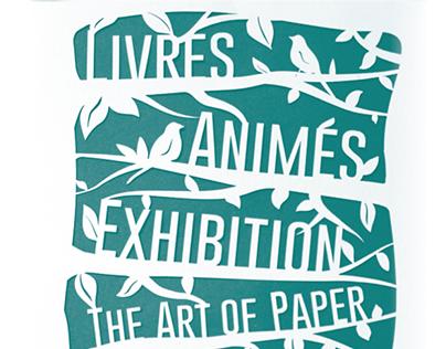 Livres Animes Exhibition