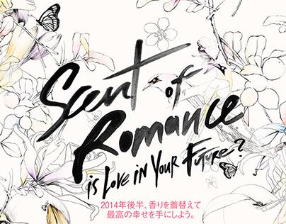 VOGUE JAPAN - Scent Of Romance