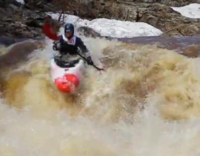 Kayak Race Video